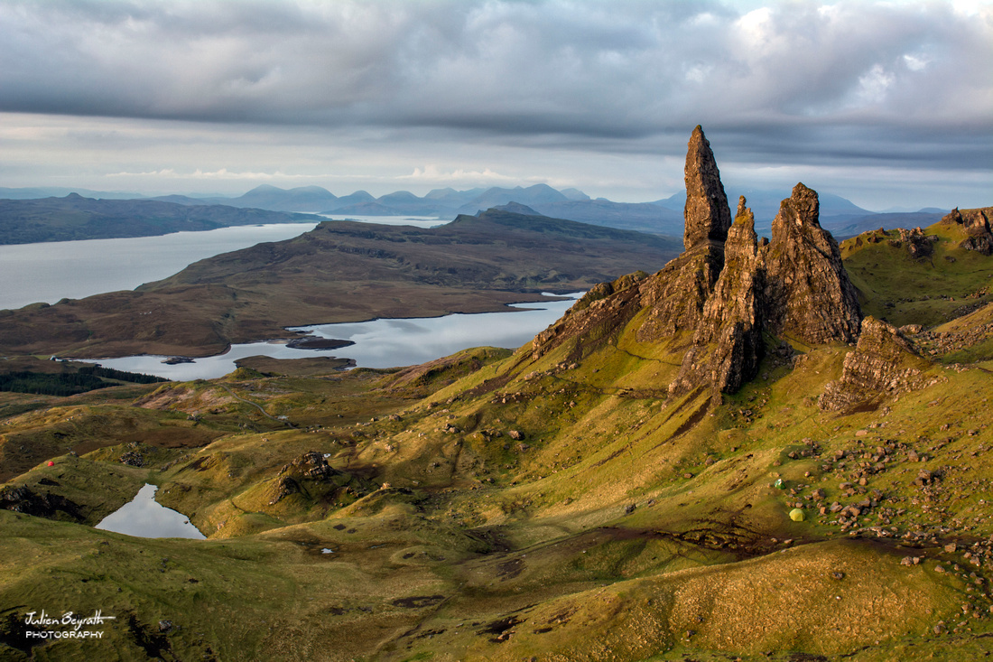 Old man of Storr, Isle of Skye, Scotland, 2018